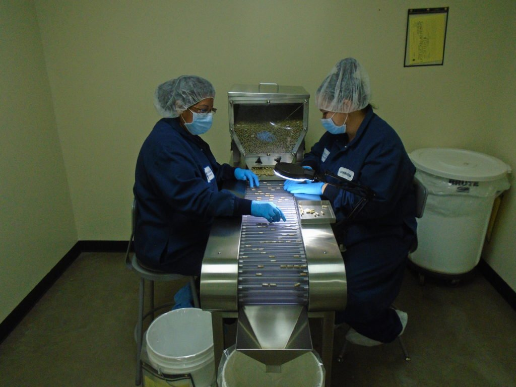 Capsule Inspection