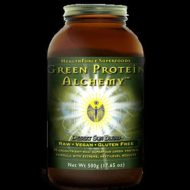 Green Protein Alchemy - Desert Sun Blend