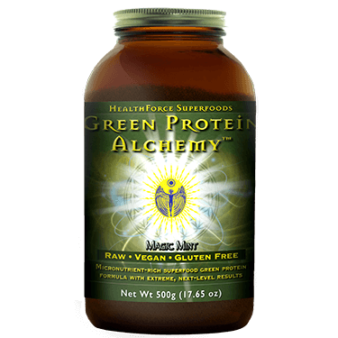 Green Protein Alchemy - Mystic Mint