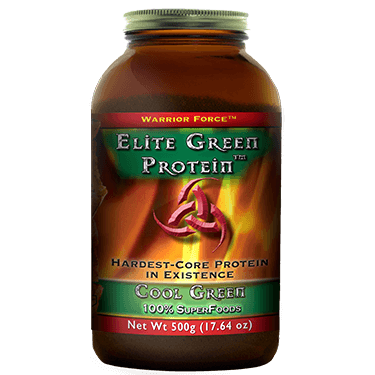 Elite Green Protein - Cool Green
