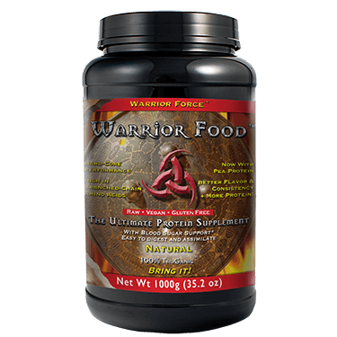 Warrior Food Natural