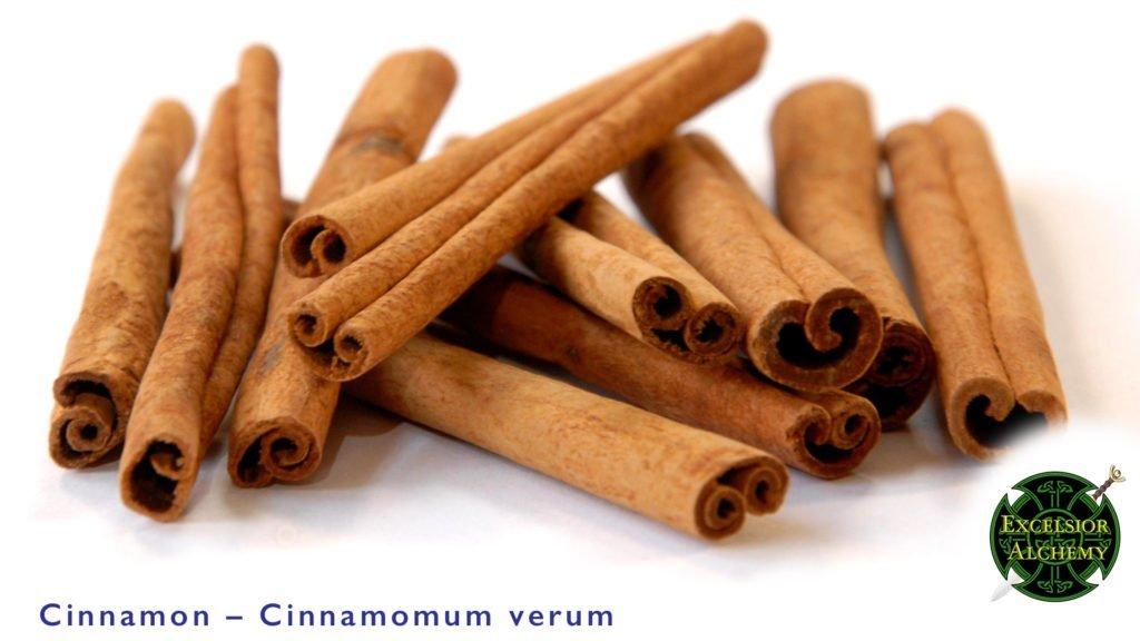 Cinnamon, Cinnamomum verum