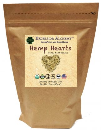 Hemp Hearts Organic USA Grown
