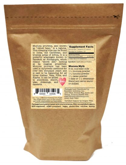 Mucuna Pruriens Organic Powder